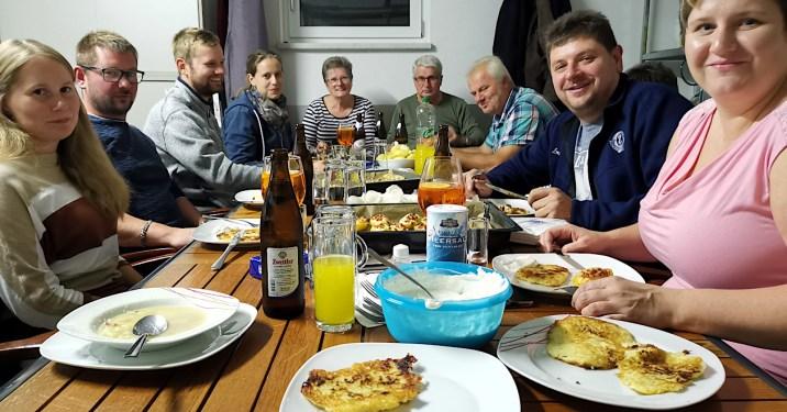 Erpfifest in Josefsdorf