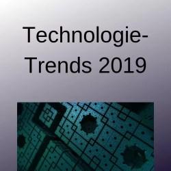 Technologie-Trends 2019
