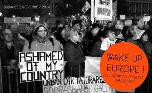 Act4democracy : Viktor Orbán « n'est pas l'Europe que nous voulons » !