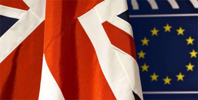 "Brexit : 42 ans après l'adhésion à l'UE "" Great Britain is (still) of, but not in Europe """