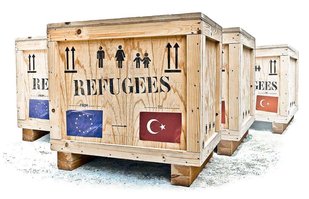 L'accord EU-Turquie pas à pas : les propositions du sommet du 7 mars.