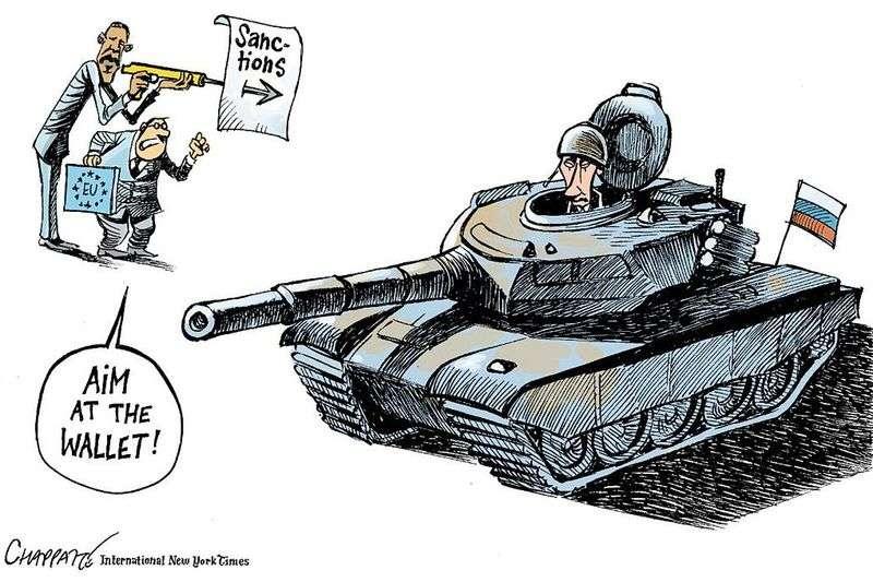 Extending Sanctions Against Russia