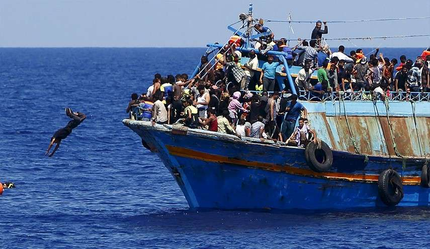 #Factoftheday:  6055 migrants rescued on the sea route between Libya and Italy