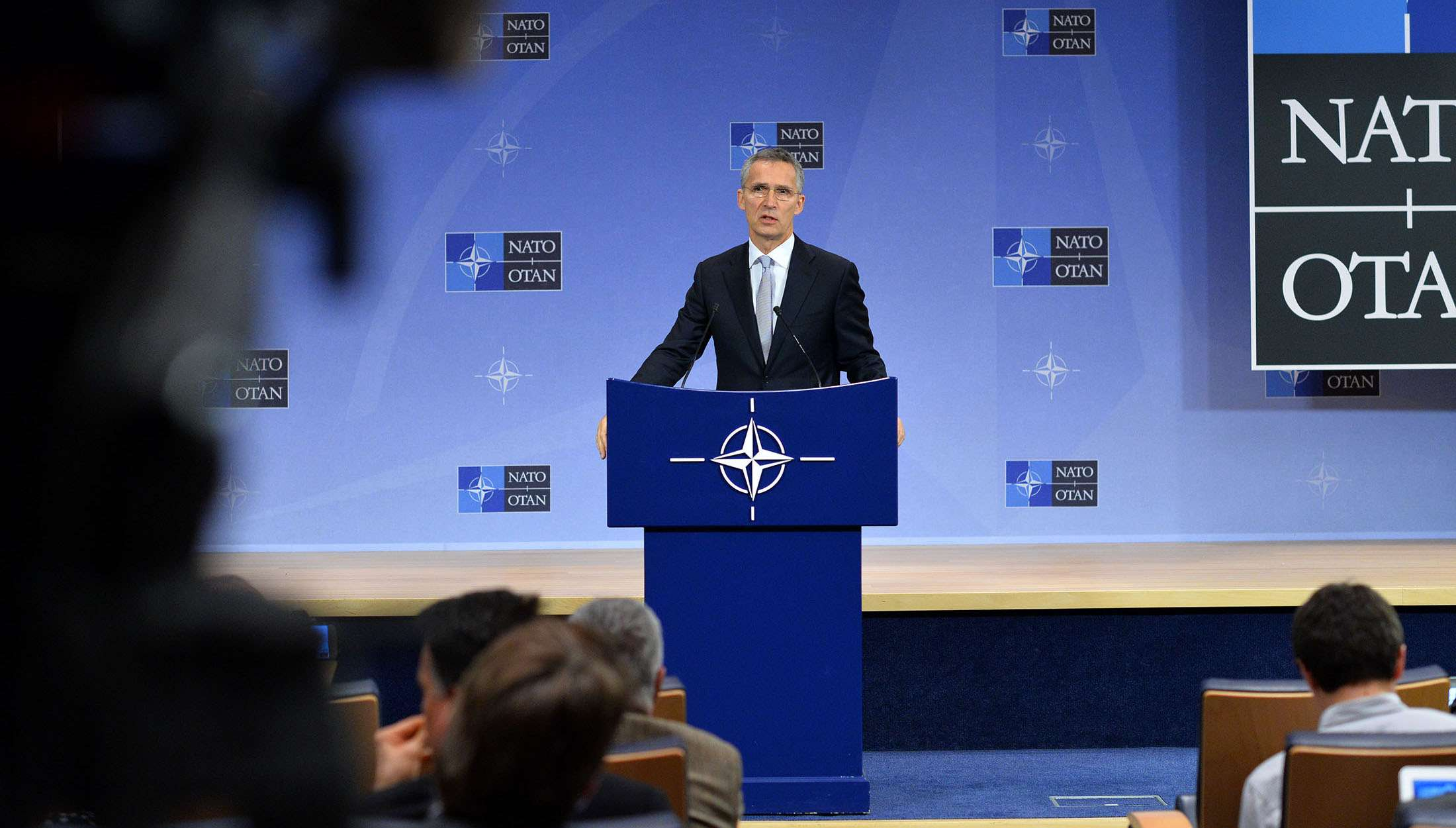 #Factoftheday: NATO will enhance its contribution to the Global coalition to counter ISIS
