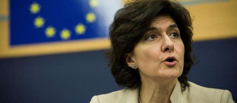 #Factoftheday: Sylvie Goulard, the potential third woman as president of the European Parliament