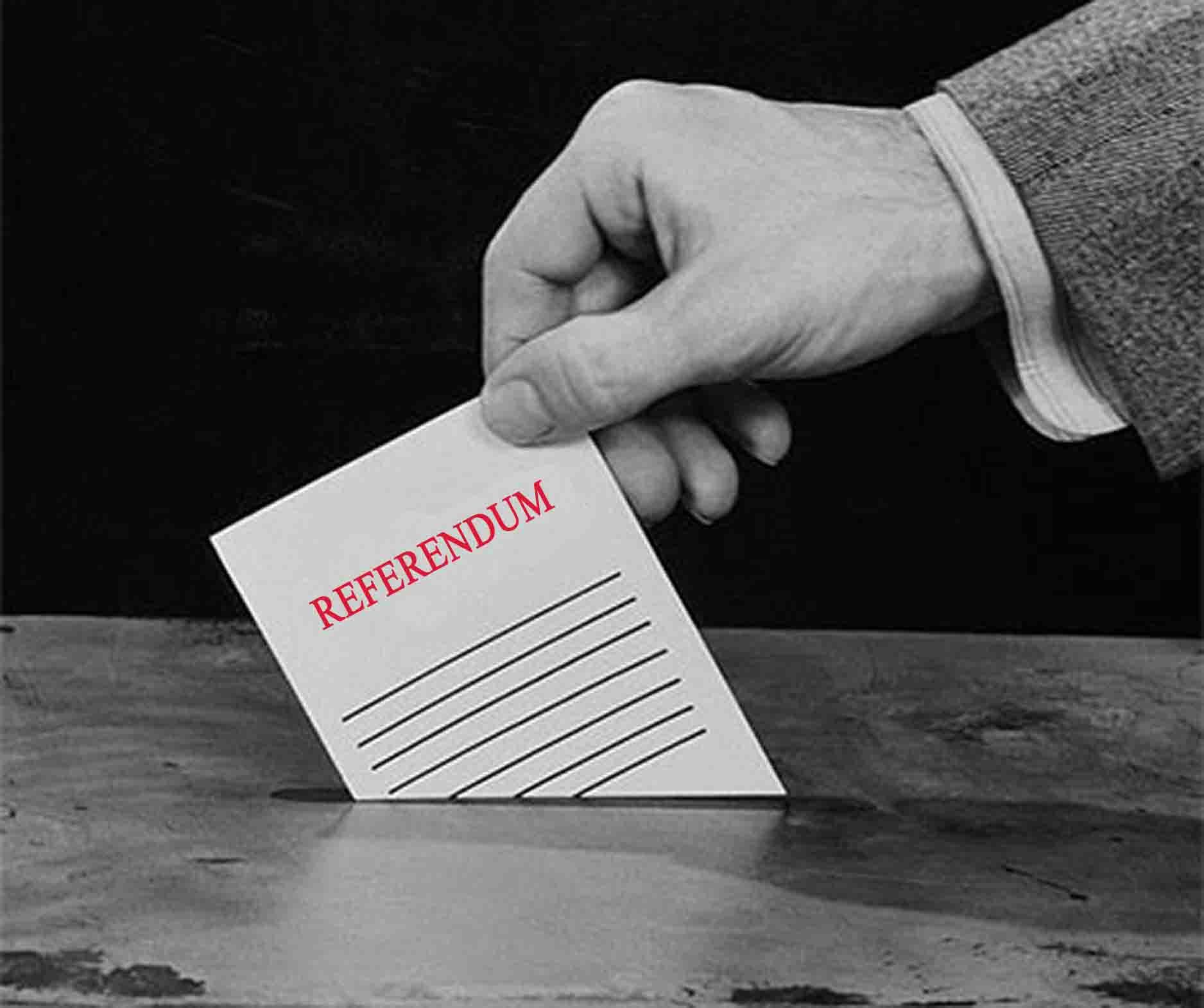 Compte-rendu | Referendum : un bon outil démocratique