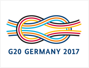 #FactOfTheDay: 2017's G20, « Shaping an Interconnected World ».