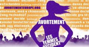 (Sauvons l'Europe) : «Avortement en Europe, les femmes décident !»