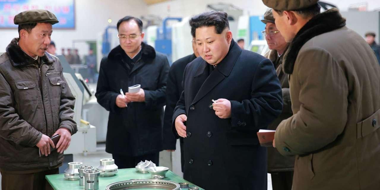 L'approche de l'UE face à la menace de la Corée du Nord