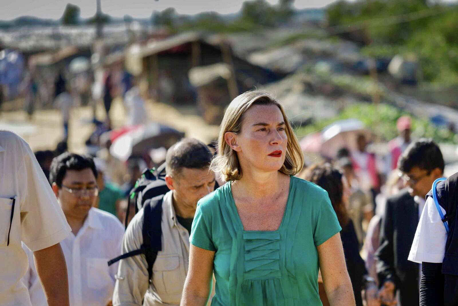 #FactOfTheDay 21/10/2017: Rohingya refugees: Mogherini's visits to Bangladesh and Myanmar