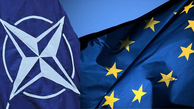 NATO's impact on the European international  security and counter-terrorism policy