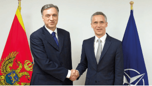 (Atlantic Treaty Association) – Collective Defence- NATO's Mission: Keeping the door open