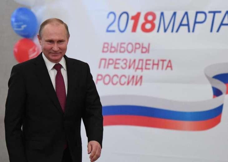 #Factoftheday 20/03/2018 – President Vladimir Putin's controversial win