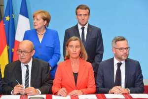 #FactOfTheDay 19/04/2018 – Macron in Berlin to talk about EU reforms
