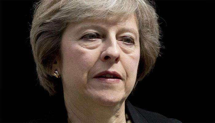 #FactOfTheDay 17/04/2018: British Prime Minister Theresa May defends UK's decision to strike in Syria