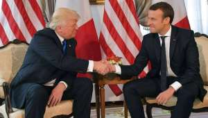 #FactOfTheDay 24/04/2018 – Macron always more engaged with Trump