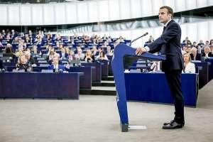 Macron a passé son examen oral devant le Parlement européen. Que faut-il en retenir? «Non à une génération de somnambules!» (Emmanuel Macron)