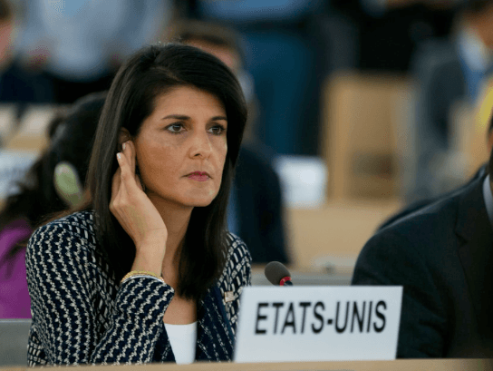 #FactOfTheDay 20/06/2018 –The ironic US withdrawal from UN Human Rights Council on World Refugee Day