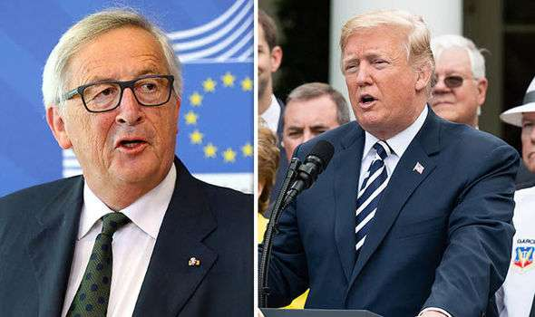 #FactOfTheDay 07/06/2018 – EU to hit US imports with retaliatory tariffs from July 2018