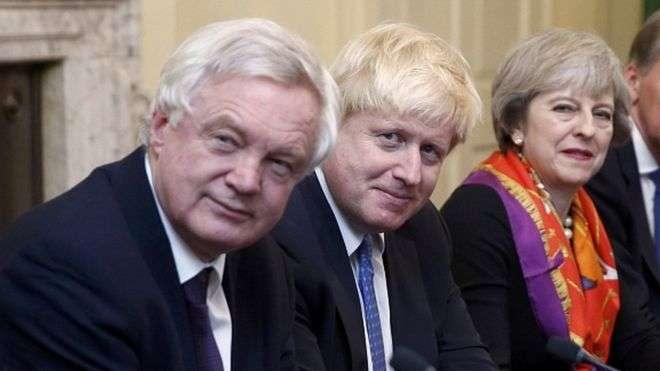 #FactOfTheDay 10/07/2018 – UK cabinet crisis: Johnson and Davis resign