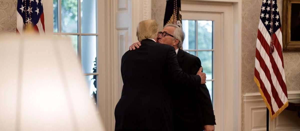 #FactOfTheDay 27/07/2018 – Deal between Trump and Juncker