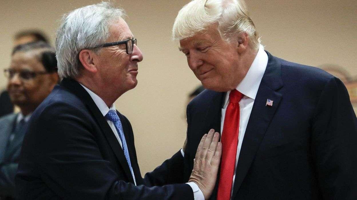 #FactOfTheDay 25/07/2018 – Juncker in Washington to avert EU/US trade war