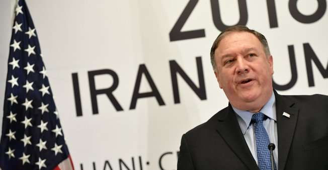 #FactOfTheDay 26/09/18- The United States express discontent as the European Union tries to bypass sanctions against Iran