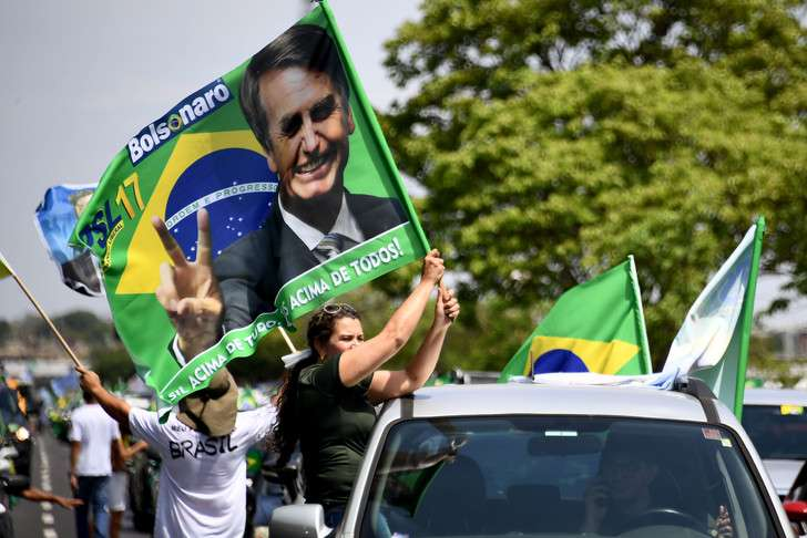 #FactOfTheDay 09/10/2018 – Elections in Brazil: The Far Right Largely Ahead