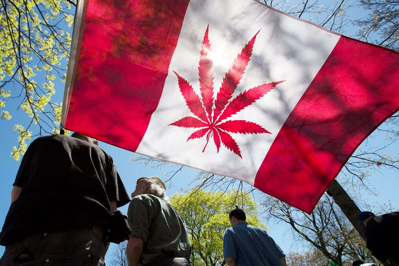 #FactOfTheDay 17/10/18 – Canada legalizes recreational marijuana