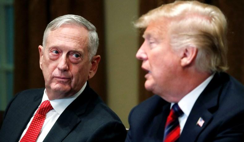 #FactOfTheDay 21/12/2018- United States: Resignation of Defense Secretary Jim Mattis