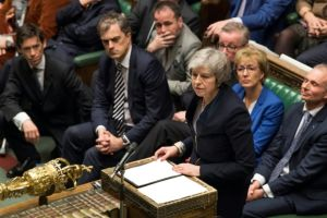 #FactOfTheDay 16/01/19 – UK MPs overwhelmingly rejected Brexit agreement: Theresa May is now facing confidence vote