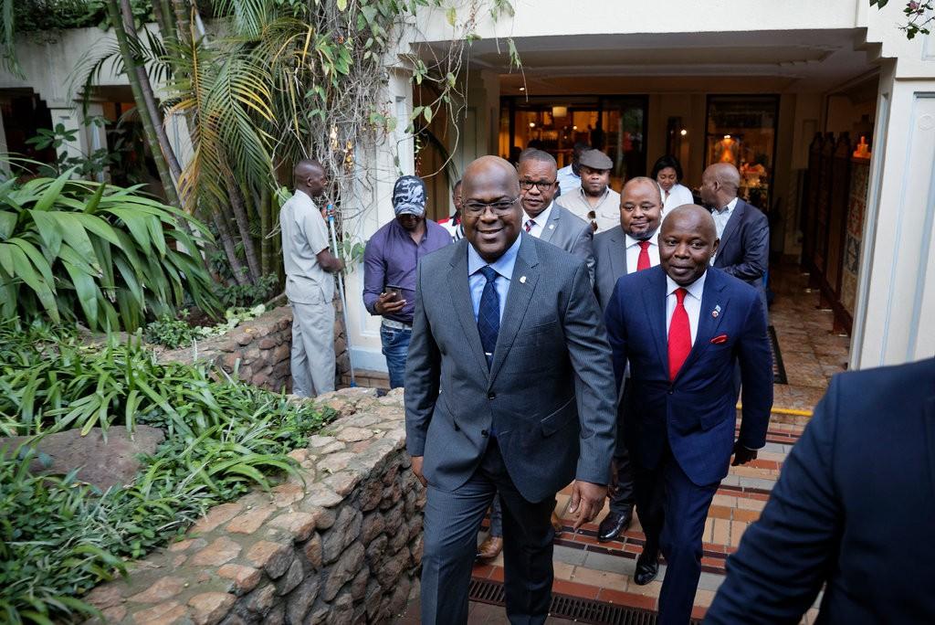 #FactOfTheDay 10/01/2019 – Democratic Republic of Congo : the opposition leader Felix Tshisekedi won presidential election