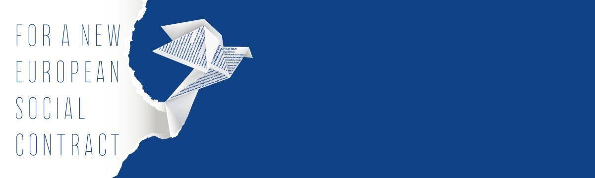 Les élections européennes: une chance pour affirmer nos convictions européennes et (re)définir le projet européen via un contrat social européen (CSE)