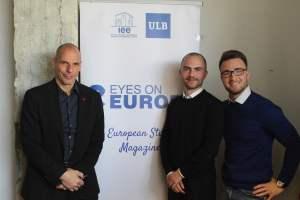 Tête-à-tête with Yanis Varoufakis