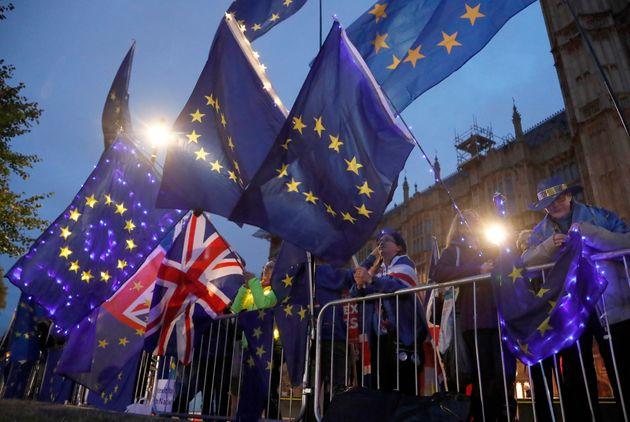 Boris Johnson et le Brexit: une atmosphère de plus en plus tendue