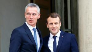 FRANCE, NATO AND THE EUROPEAN DEFENCE FUND Questions / Interview with Professors Matteo Bressan and Alessandro Politi