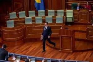 Kosovo: government falls in full coronavirus (and geopolitics?) crisis
