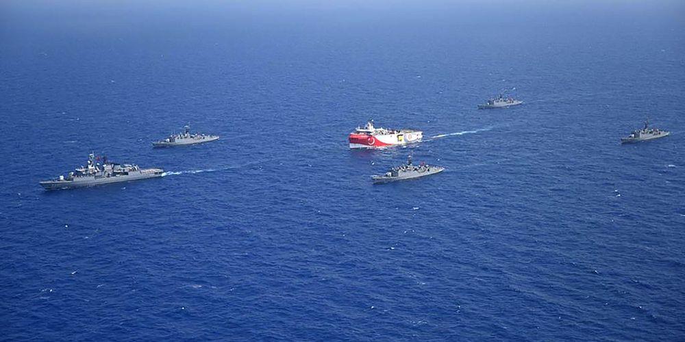 Turkey's geopolitics in Eastern Mediterranean
