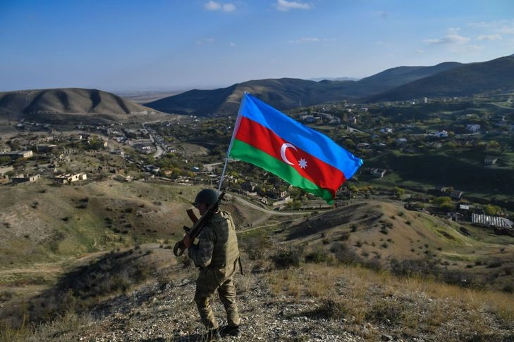 "Nagorno-Karabakh: origins, peace process, and awakening of a ""frozen conflict"""