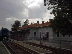 Gara Oravita