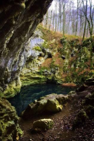 Lacul Dracului - alt unghi