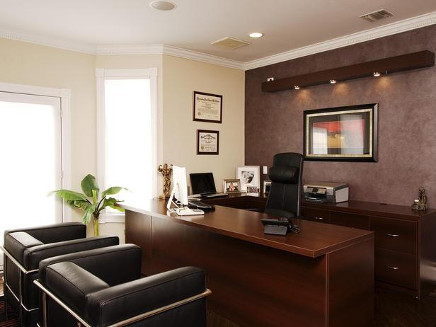 Decorao De Home Office 21 Modelos De Escritrios Em