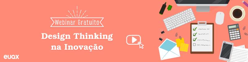 design thinking na inovação