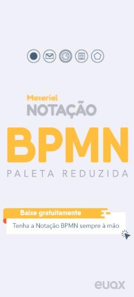 Notação BPMN - Paleta Reduzida