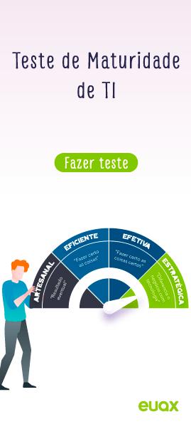 Teste de maturidade de TI