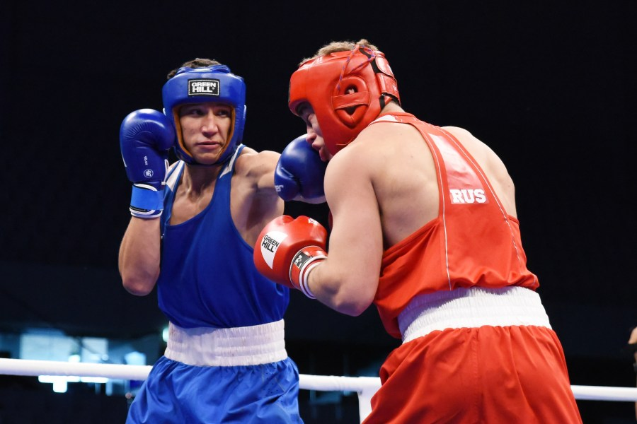 Six Russian boxers won the gold medals in the AIBA Youth World     Six Russian boxers won the gold medals in the AIBA Youth World Boxing  Championships