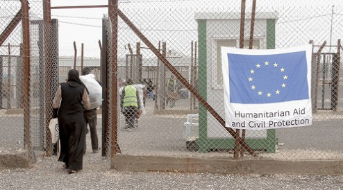 Caught in the Middle of Syria's Bloody War: EU to Increase ...