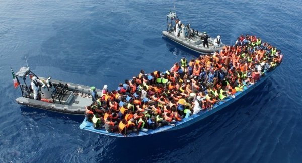 Migration Crisis Given Priority: EU More Lenient on Human ...
