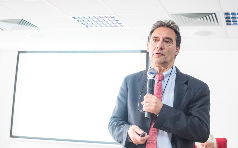 Rinaldo Poli elected to the EuChemS Executive Board during the General Assembly in Bucharest