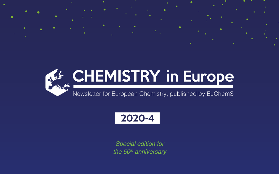 Chemistry in Europe: Special edition for the 50 years of EuChemS